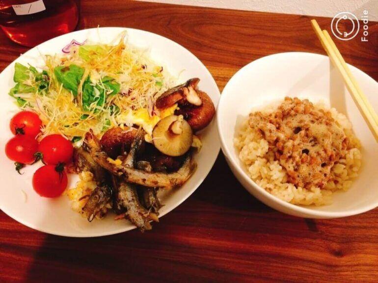 1日1.5食の夜ご飯メニュー2