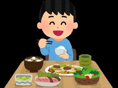 【健康法】1日1食は痩せすぎるので、自分流1日1.5食始めます。