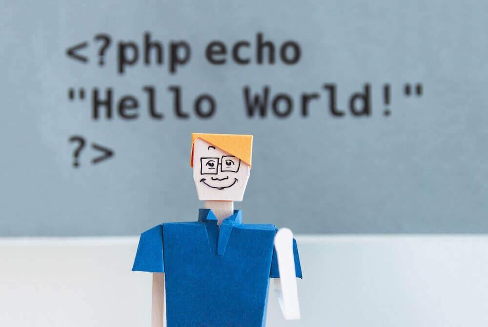 30代プログラマーの紙人形